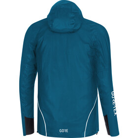 GORE WEAR R7 Gore-Tex Shakedry Trail Chaqueta con capucha Hombre, pacific blue
